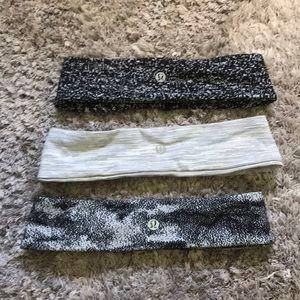 Lululemon headband pack